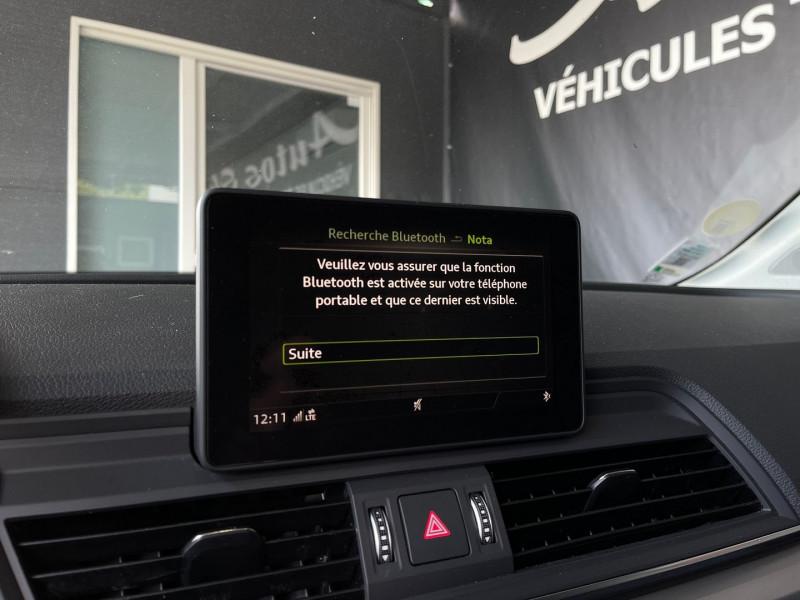 Photo 12 de l'offre de AUDI Q5 2.0 TDI 190CH BUSINESS EXECUTIVE QUATTRO S TRONIC 7 à 34970€ chez Autos Shala