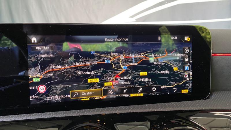 Photo 13 de l'offre de MERCEDES-BENZ CLASSE A BERLINE 180 136CH AMG LINE 7G-DCT 7CV à 37980€ chez Autos Shala