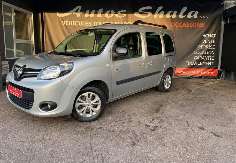 Renault KANGOO II 1.5 DCI 90CH ENERGY LIMITED FT EURO6 Diesel GRIS C Occasion à vendre