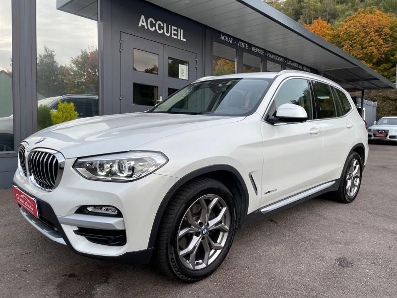 Photo 4 de l'offre de BMW X3 (G01) XDRIVE20DA 190CH XLINE à 36970€ chez Autos Shala