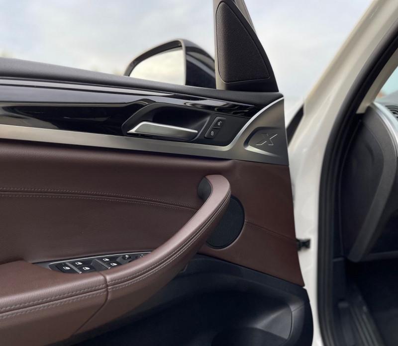 Photo 9 de l'offre de BMW X3 (G01) XDRIVE20DA 190CH XLINE à 36970€ chez Autos Shala