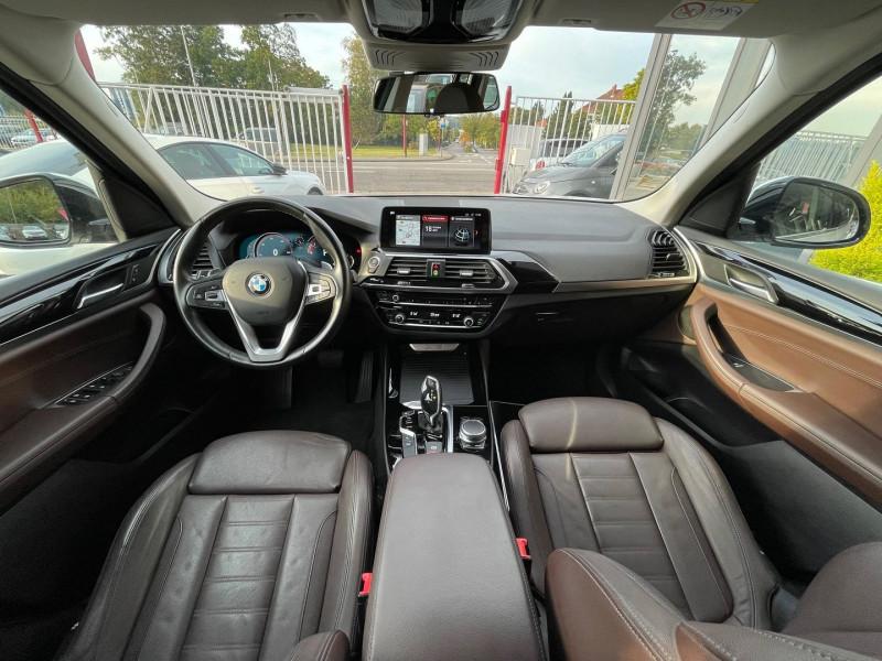 Photo 24 de l'offre de BMW X3 (G01) XDRIVE20DA 190CH XLINE à 36970€ chez Autos Shala