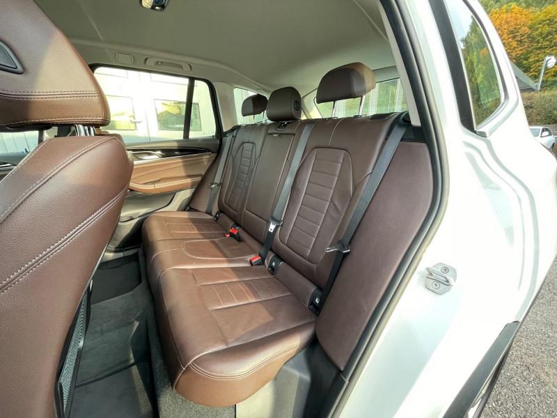 Photo 23 de l'offre de BMW X3 (G01) XDRIVE20DA 190CH XLINE à 36970€ chez Autos Shala