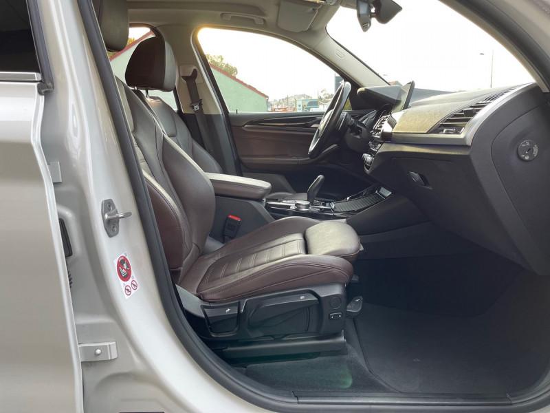 Photo 20 de l'offre de BMW X3 (G01) XDRIVE20DA 190CH XLINE à 36970€ chez Autos Shala