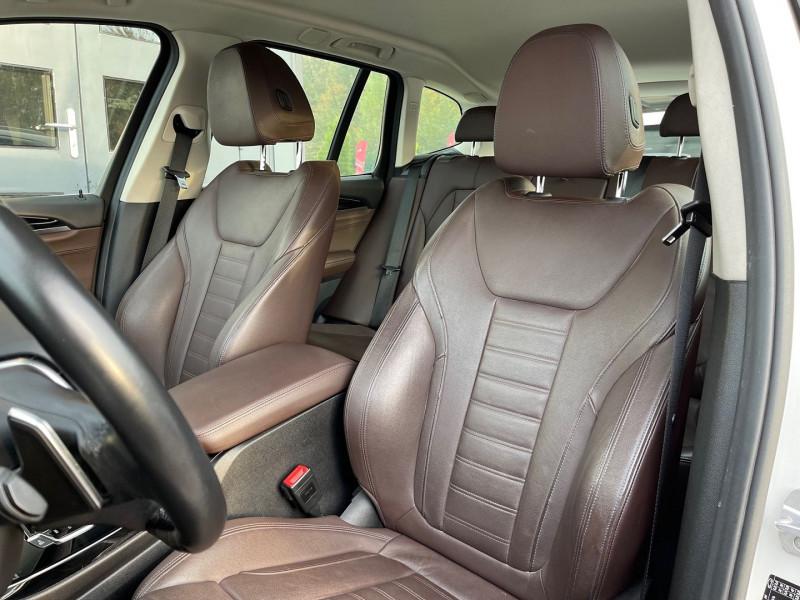 Photo 19 de l'offre de BMW X3 (G01) XDRIVE20DA 190CH XLINE à 36970€ chez Autos Shala