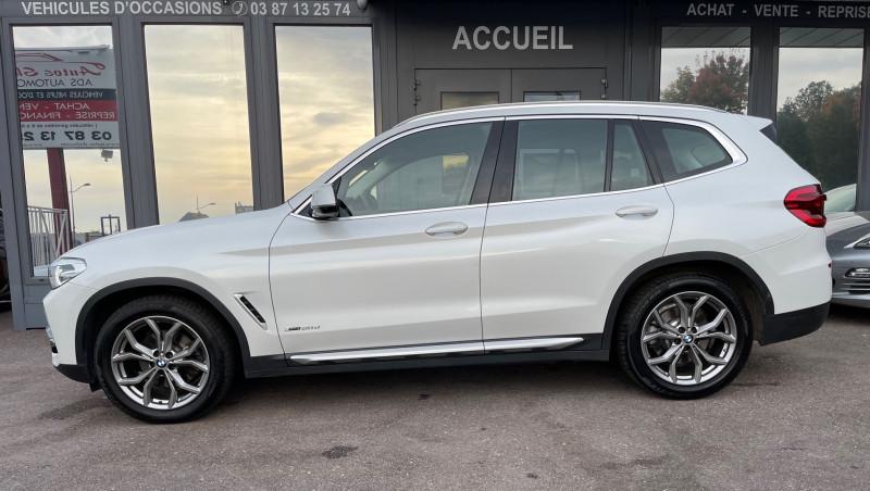 Photo 5 de l'offre de BMW X3 (G01) XDRIVE20DA 190CH XLINE à 36970€ chez Autos Shala