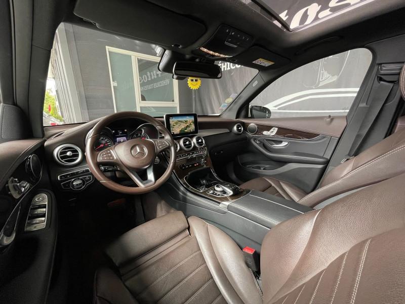 Photo 10 de l'offre de MERCEDES-BENZ GLC 250 D 204CH FASCINATION 4MATIC 9G-TRONIC à 36970€ chez Autos Shala