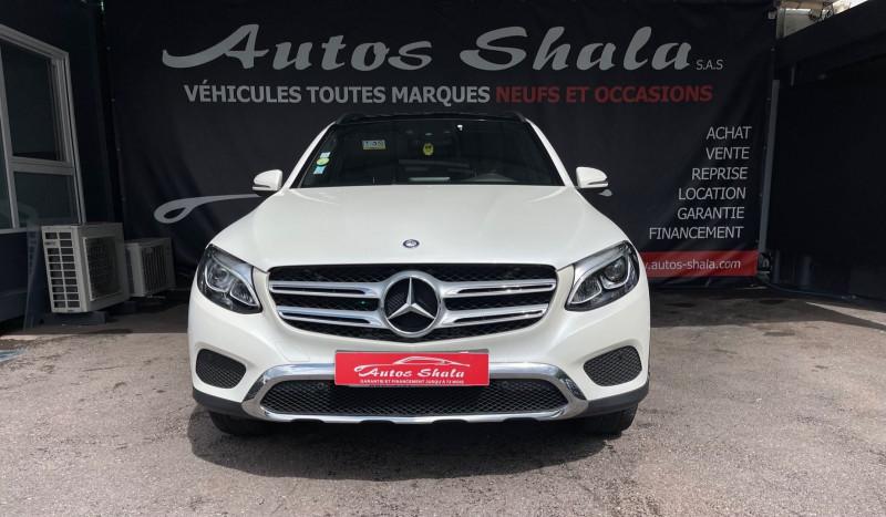 Photo 2 de l'offre de MERCEDES-BENZ GLC 250 D 204CH FASCINATION 4MATIC 9G-TRONIC à 36970€ chez Autos Shala