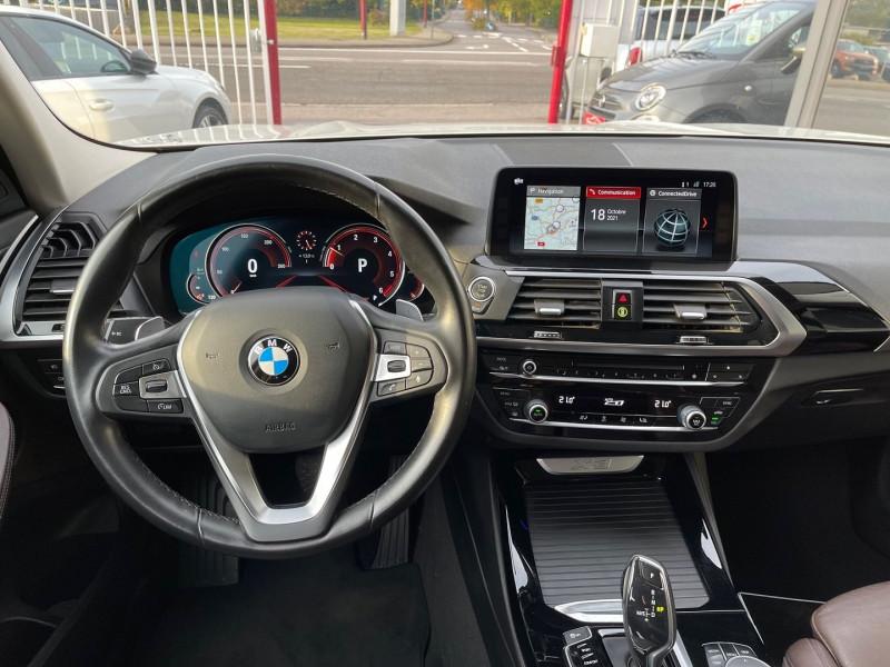 Photo 25 de l'offre de BMW X3 (G01) XDRIVE20DA 190CH XLINE à 36970€ chez Autos Shala