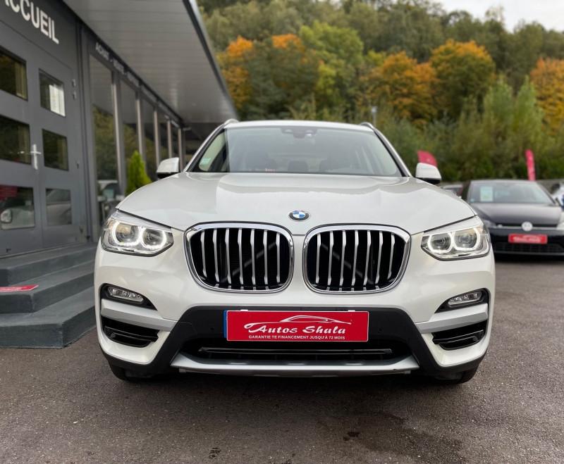 Photo 2 de l'offre de BMW X3 (G01) XDRIVE20DA 190CH XLINE à 36970€ chez Autos Shala