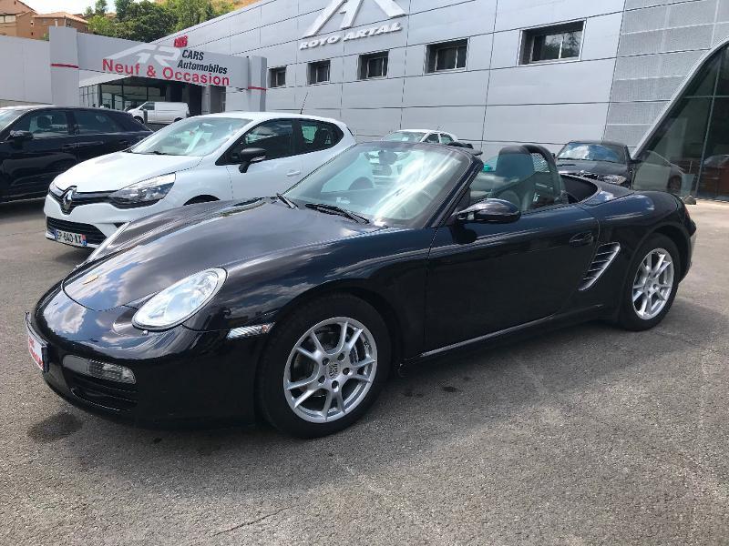 Porsche Boxster 2.7 240ch Essence Noir Occasion à vendre