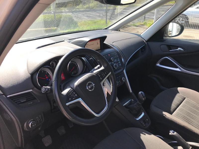 Photo 10 de l'offre de OPEL Zafira Tourer 1.6 CDTI 120ch ecoFLEX Business Connect Start/Stop 7 places à 11900€ chez AR Cars Automobiles