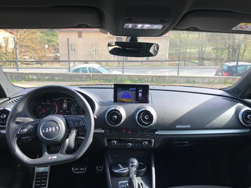 Photo 8 de l'offre de AUDI A3 Sportback 35 TDI 150ch S line Plus S tronic 7 Euro6d-T à 27900€ chez AR Cars Automobiles