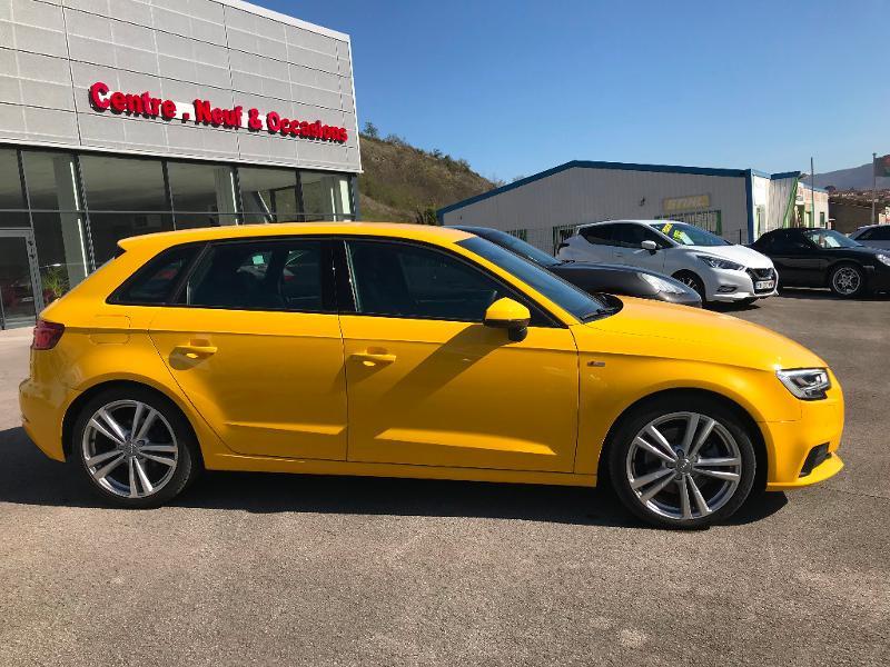 Photo 3 de l'offre de AUDI A3 Sportback 35 TDI 150ch S line Plus S tronic 7 Euro6d-T à 27900€ chez AR Cars Automobiles
