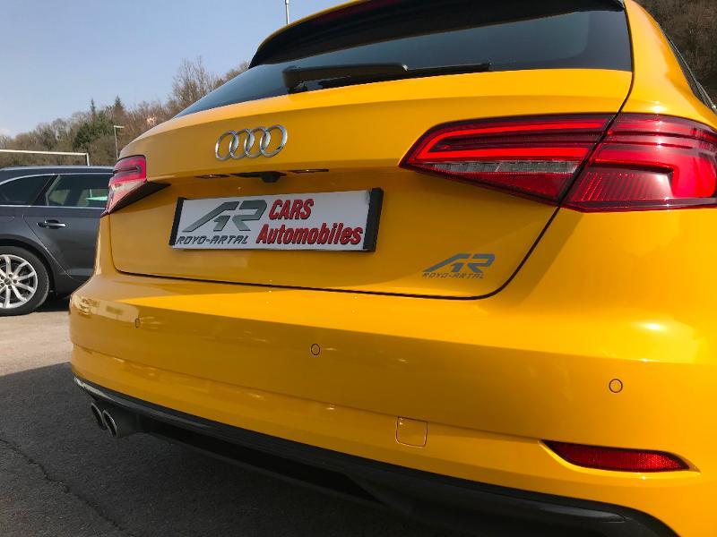 Photo 7 de l'offre de AUDI A3 Sportback 35 TDI 150ch S line Plus S tronic 7 Euro6d-T à 27900€ chez AR Cars Automobiles