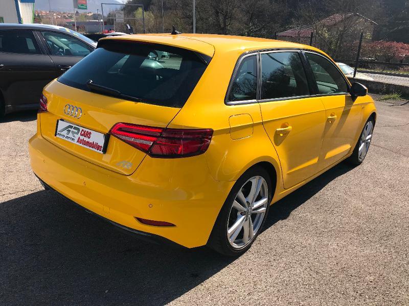 Photo 4 de l'offre de AUDI A3 Sportback 35 TDI 150ch S line Plus S tronic 7 Euro6d-T à 27900€ chez AR Cars Automobiles