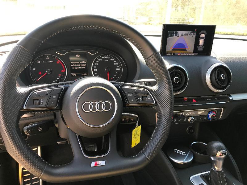Photo 14 de l'offre de AUDI A3 Sportback 35 TDI 150ch S line Plus S tronic 7 Euro6d-T à 27900€ chez AR Cars Automobiles