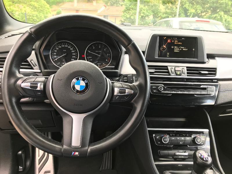 Photo 7 de l'offre de BMW Serie 2 ActiveTourer 216d 116ch M Sport à 18900€ chez AR Cars Automobiles