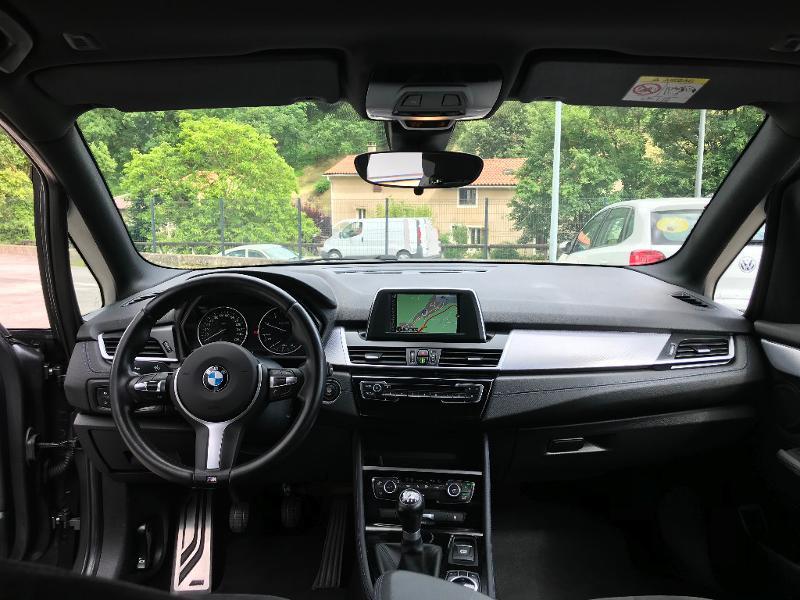 Photo 9 de l'offre de BMW Serie 2 ActiveTourer 216d 116ch M Sport à 18900€ chez AR Cars Automobiles