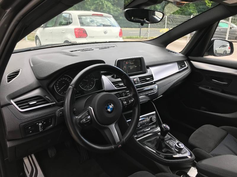 Photo 6 de l'offre de BMW Serie 2 ActiveTourer 216d 116ch M Sport à 18900€ chez AR Cars Automobiles