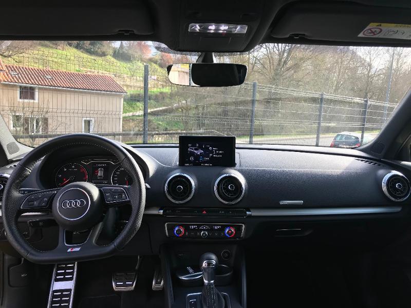 Photo 13 de l'offre de AUDI A3 Sportback 35 TDI 150ch S line Plus S tronic 7 Euro6d-T à 27900€ chez AR Cars Automobiles