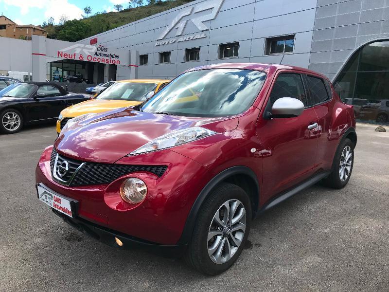 Nissan Juke 1.5 dCi 110ch FAP Tekna Diesel Rouge Métal Occasion à vendre