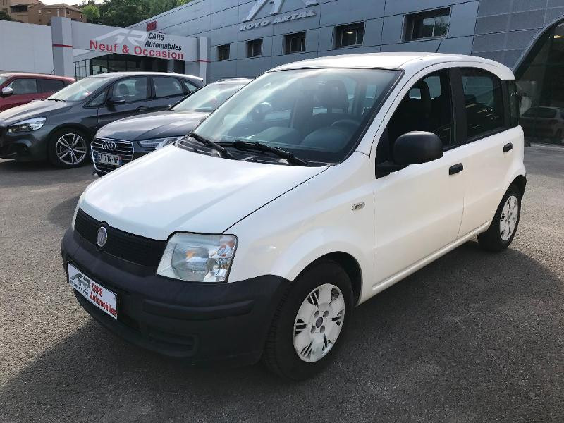 Fiat Panda 1.2 8v 69ch Dynamic Euro5 Essence Blanc Occasion à vendre