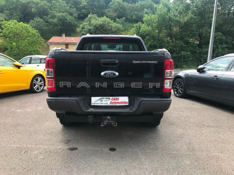 Photo 6 de l'offre de FORD Ranger 3.2 TDCi 200ch Super Cab Wildtrak BVA6 à 29900€ chez AR Cars Automobiles