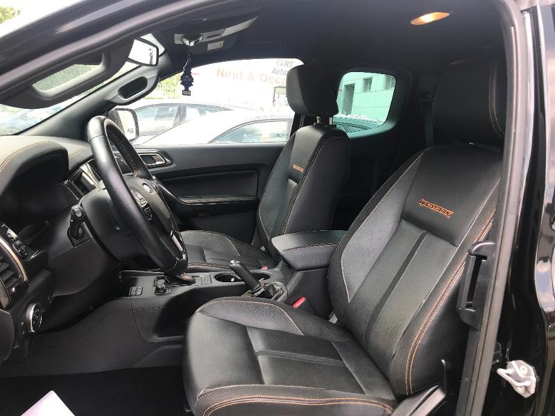 Photo 10 de l'offre de FORD Ranger 3.2 TDCi 200ch Super Cab Wildtrak BVA6 à 29900€ chez AR Cars Automobiles