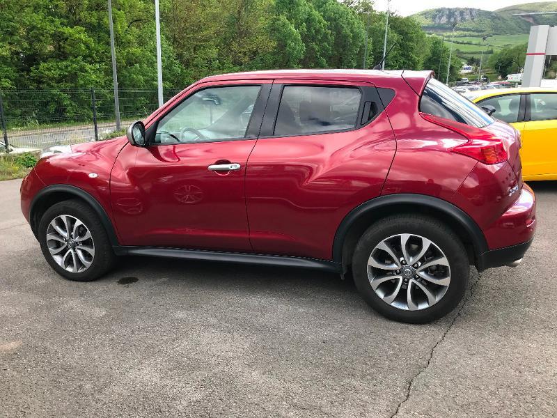 Photo 6 de l'offre de NISSAN Juke 1.5 dCi 110ch FAP Tekna à 8900€ chez AR Cars Automobiles