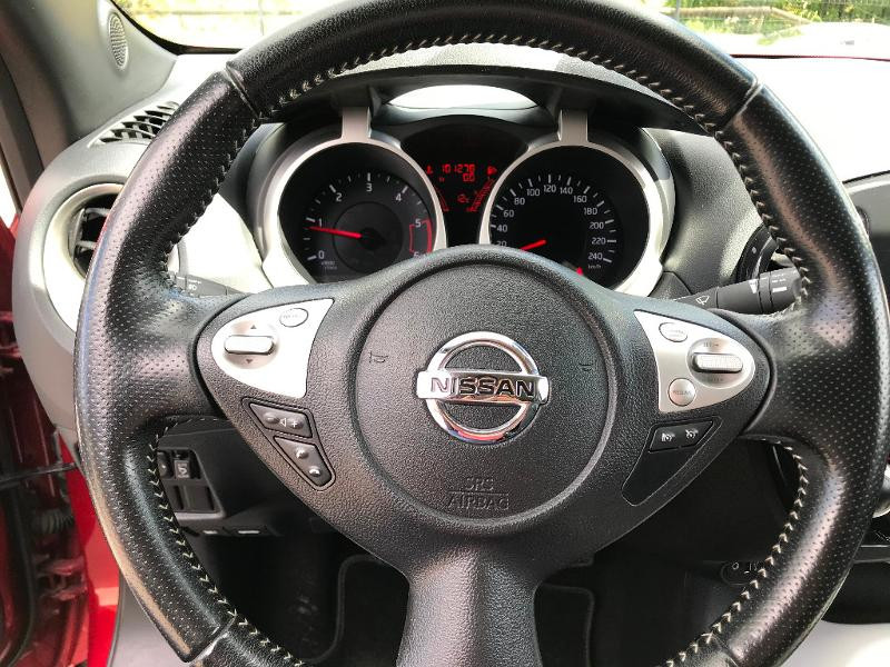 Photo 12 de l'offre de NISSAN Juke 1.5 dCi 110ch FAP Tekna à 8900€ chez AR Cars Automobiles