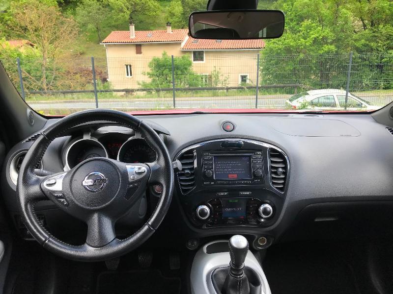 Photo 7 de l'offre de NISSAN Juke 1.5 dCi 110ch FAP Tekna à 8900€ chez AR Cars Automobiles