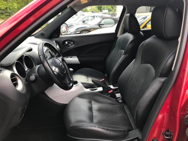 Photo 8 de l'offre de NISSAN Juke 1.5 dCi 110ch FAP Tekna à 8900€ chez AR Cars Automobiles