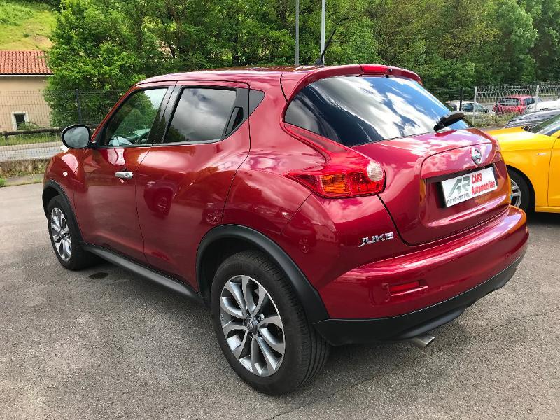 Photo 5 de l'offre de NISSAN Juke 1.5 dCi 110ch FAP Tekna à 8900€ chez AR Cars Automobiles