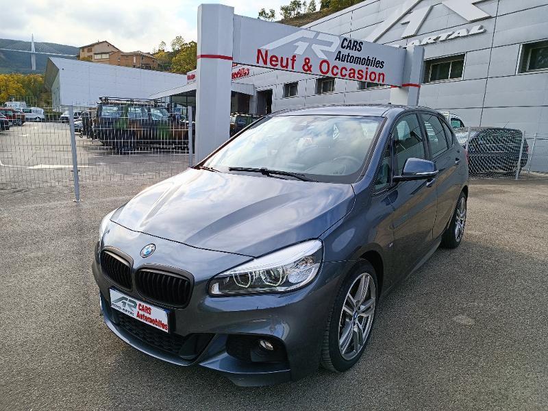 Bmw Serie 2 ActiveTourer 216d 116ch M Sport Diesel Gris Foncé Métal Occasion à vendre