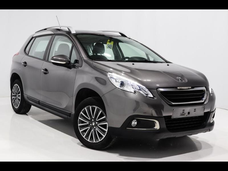 Peugeot 2008 1.2 PureTech Active Essence GRIS METAL Occasion à vendre