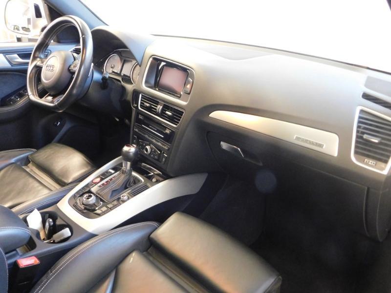 Photo 19 de l'offre de AUDI SQ5 3.0 V6 BiTDI 326ch quattro Tiptronic à 37690€ chez Autovia Véhicules Multimarques