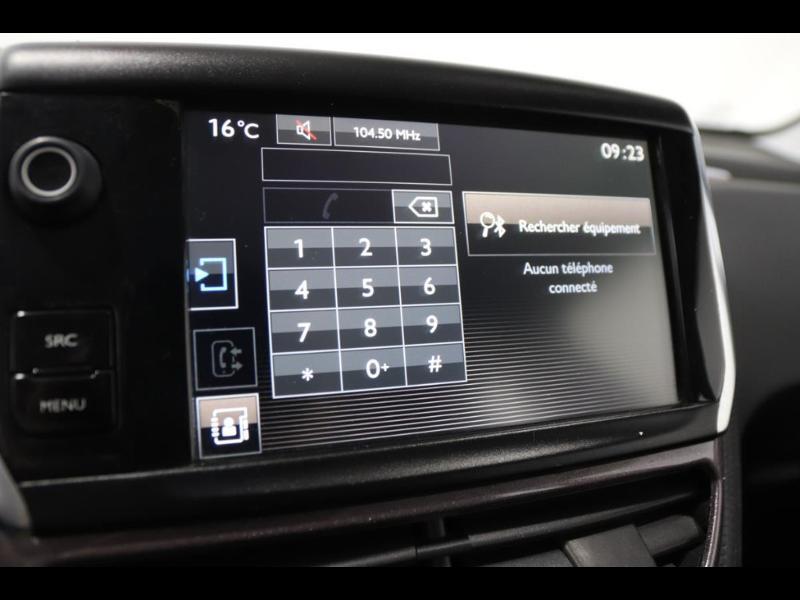 Photo 8 de l'offre de PEUGEOT 2008 1.2 PureTech Active à 10990€ chez Autovia Véhicules Multimarques