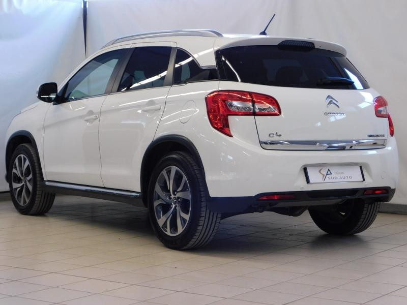 Photo 6 de l'offre de CITROEN C4 Aircross 1.6 e-HDi115 4x4 Exclusive à 16990€ chez Autovia Véhicules Multimarques