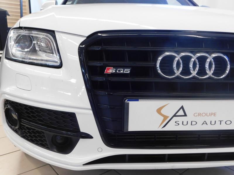 Photo 6 de l'offre de AUDI SQ5 3.0 V6 BiTDI 326ch quattro Tiptronic à 37690€ chez Autovia Véhicules Multimarques