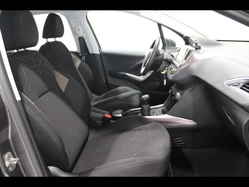 Photo 10 de l'offre de PEUGEOT 2008 1.2 PureTech Active à 10990€ chez Autovia Véhicules Multimarques