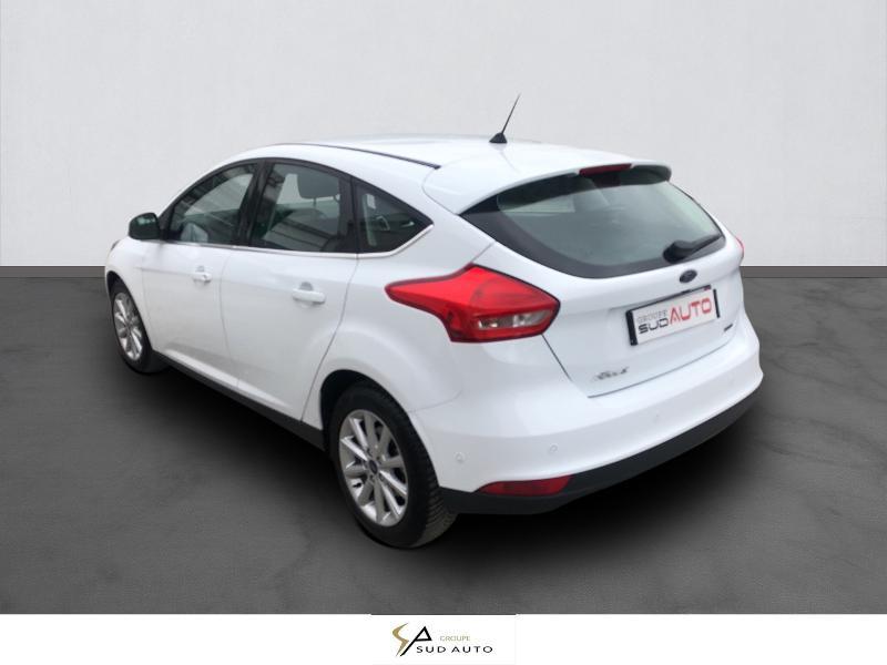 Photo 7 de l'offre de FORD Focus 1.0 EcoBoost 125ch Stop&Start Titanium à 13990€ chez Autovia Véhicules Multimarques