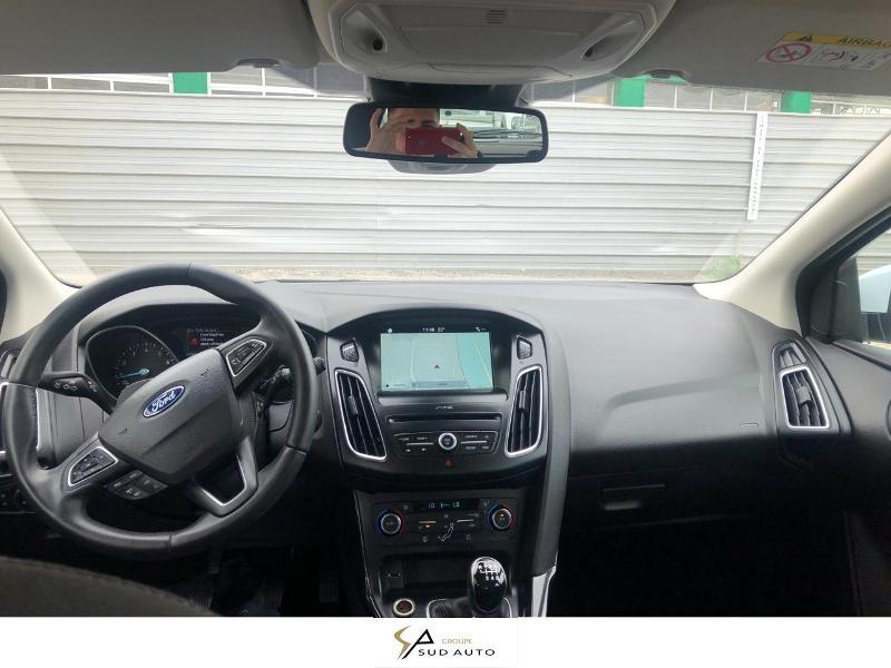 Photo 8 de l'offre de FORD Focus 1.0 EcoBoost 125ch Stop&Start Titanium à 13990€ chez Autovia Véhicules Multimarques