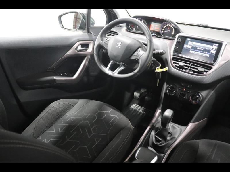 Photo 2 de l'offre de PEUGEOT 2008 1.2 PureTech Active à 10990€ chez Autovia Véhicules Multimarques