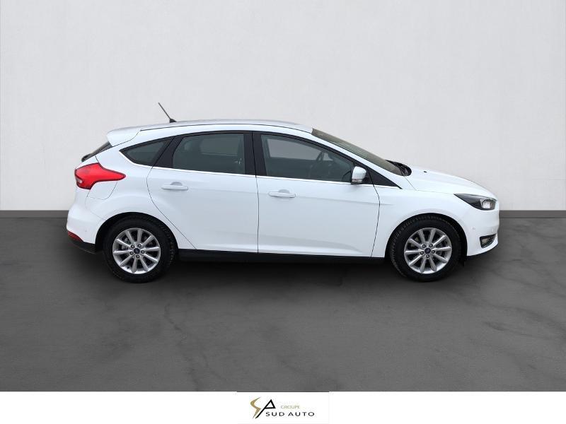 Photo 4 de l'offre de FORD Focus 1.0 EcoBoost 125ch Stop&Start Titanium à 13990€ chez Autovia Véhicules Multimarques