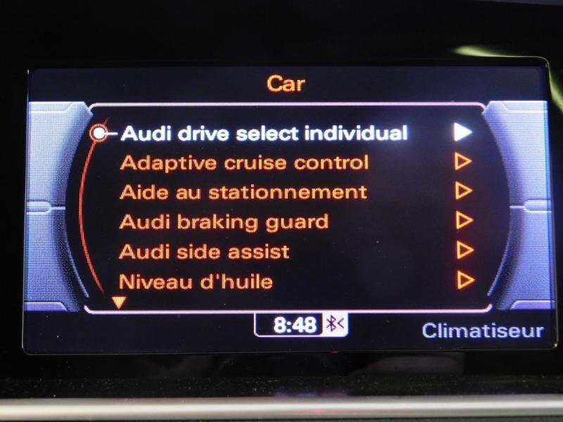 Photo 15 de l'offre de AUDI SQ5 3.0 V6 BiTDI 326ch quattro Tiptronic à 37690€ chez Autovia Véhicules Multimarques