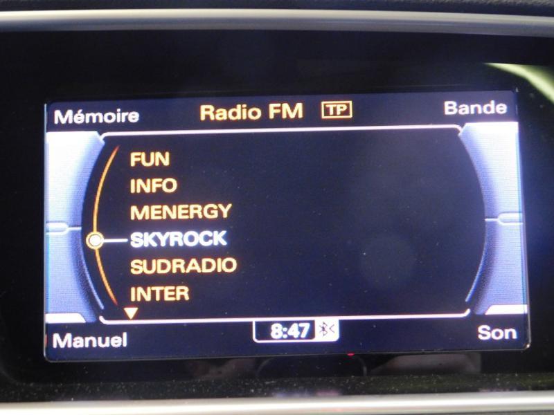 Photo 14 de l'offre de AUDI SQ5 3.0 V6 BiTDI 326ch quattro Tiptronic à 37690€ chez Autovia Véhicules Multimarques