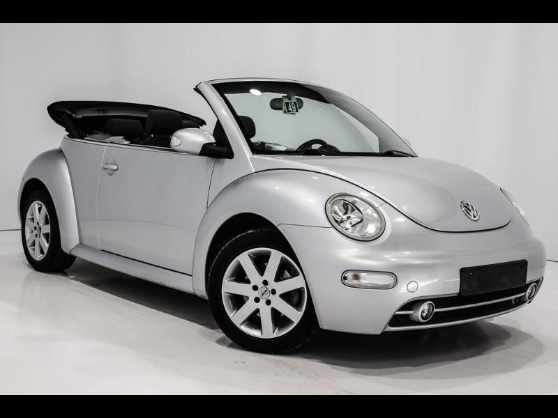 Volkswagen Beetle Cab 1.4 75ch Essence ARGENT METAL Occasion à vendre