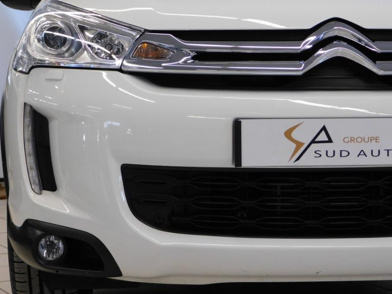 Photo 8 de l'offre de CITROEN C4 Aircross 1.6 e-HDi115 4x4 Exclusive à 16990€ chez Autovia Véhicules Multimarques