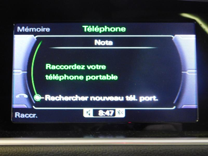 Photo 13 de l'offre de AUDI SQ5 3.0 V6 BiTDI 326ch quattro Tiptronic à 37690€ chez Autovia Véhicules Multimarques
